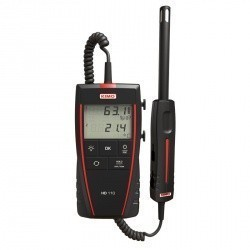 Термогигрометр HD 110