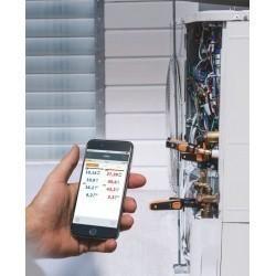 Смарт-зонд testo 549 i (0560 1549) Манометр высокого давления с Bluetooth, управляемый со смартфона/планшета