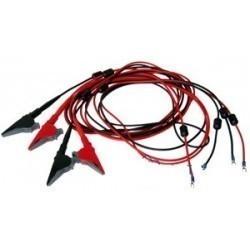 Измерительный кабель 10 м (изоляция из ПВХ), для КОЭФФИЦИЕНТ (комплект из 4 кабелей)