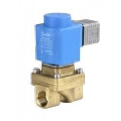 Компактные электромагнитные клапаны прямого действия EV210A