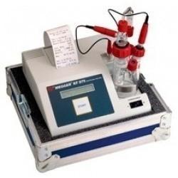 Приборы для обнаружения примесей в масле KF 875, KF-UNI и KF-LAB
