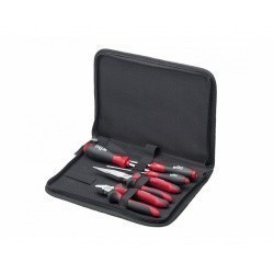 Профессиональный набор инструментов Wiha Professional Mix, 5 предметов