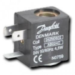 Компактные катушки для клапанов серии А с низким энергопотреблением