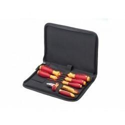 Профессиональный набор инструментов для электриков Wiha , 6 предметов