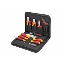 Профессиональный набор инструментов для электриков Wiha , 12 предметов