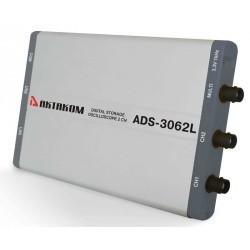 ADS-3062L — двухканальный осциллограф-приставка