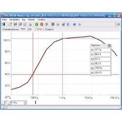 AKTAKOM Measuring compleX — ПО измерительного комплекса