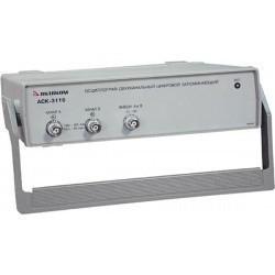 АСК-3116 — 2-х канальный осциллограф - приставка к ПК