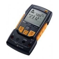 Testo 760-3 цифровой мультиметр с функцией измерения истинного СКЗ