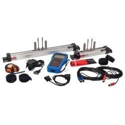 Портативный ультразвуковой расходомер SLS-700P (Высокотемпературный)