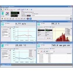 ADLM-W Aktakom Data Logger Monitor Программное обеспечение