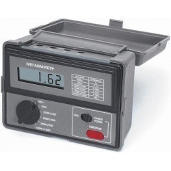 АМ-2002 — цифровой мегомметр