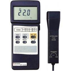 АТТ-2508 — инфракрасный бесконтактный измеритель температуры