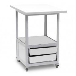 АРМ-5071-9 — стол подкатной с 2-мя ящиками
