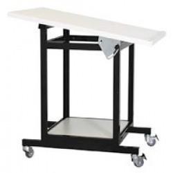 АРМ-5151-9-ESD — подкатной столик с регулируемым наклоном рабочей поверхности с антистатической столешницей
