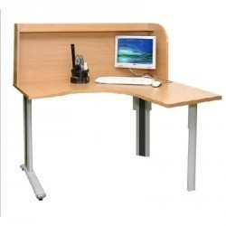 АРМ-6021 — стол угловой