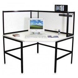 АРМ-6410 — стол угловой