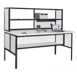 АРМ-4550-ESD — стол метролога/поверителя с антистатической столешницей