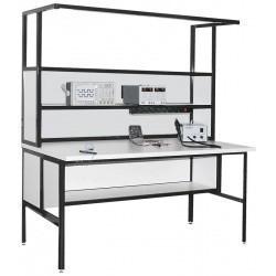 АРМ-4220-ESD — стол регулировщика радиоаппаратуры с антистатической столешницей
