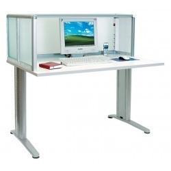 АРМ-4615-ESD — стол секретаря-референта с антистатической столешницей
