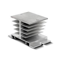 Алюминиевые радиаторы для твердотельных реле Elhart