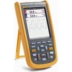 Fluke 123B/S (с футляром) — промышленный портативный осциллограф (20 МГц)
