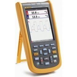 Fluke 123B (базовый комплект) — промышленный портативный осциллограф (20 МГц)