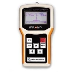 ИПА-МГ4.02 — измеритель защитного слоя бетона
