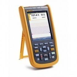 Fluke 125B/S (с футляром) — промышленный портативный осциллограф (40 МГц)