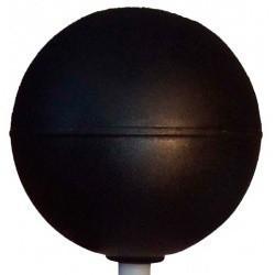 Черный шар — устройство для измерения тепловой нагрузки среды (ТНС-индекса)