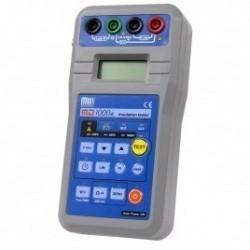 Цифровой тестер изоляции MД 1000R