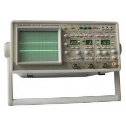 С1-176 — осциллограф аналоговый двухканальный