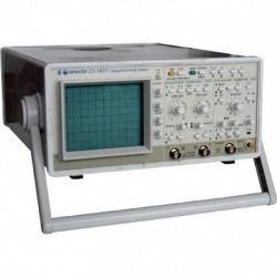 С1-167 — осциллограф универсальный аналоговый двухканальный