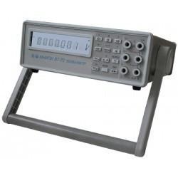В7-72 — вольтметр универсальный цифровой