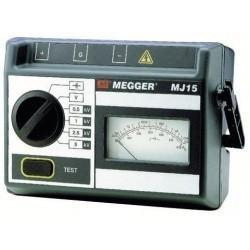 MJ15 - измеритель изоляции до 5 кВ постоянного тока