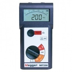 MIT210 — мегаомметр