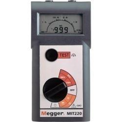 MIT220 — мегаомметр