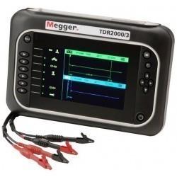 Megger TDR2000/3P Двухканальный рефлектометр