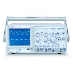 GOS-622G - цифровой осциллограф