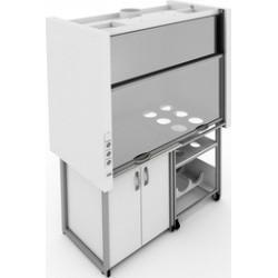 Лабораторный вытяжной шкаф для поверки и калибровки газоанализаторов ТЕРМЭКС ШВДГн-311
