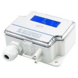 Многодиапазонные трансмиттеры дифференциального давления воздуха серии DPT-R8, настраиваемые в эксплуатационных условиях