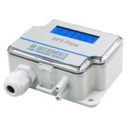 DPT-Flow многофункциональный трансмиттер расхода воздушного потока для систем автоматизации зданий