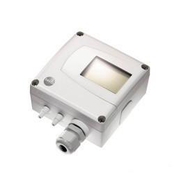 Testo 6321 (0555 6321) — трансмиттер дифференциального давления для оптимизации микроклимата зданий