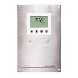 Testo 6383 — трансмиттер дифференциального давления для установки в критических зонах