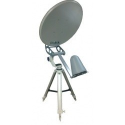 Антенна измерительная зеркальная П6-81А