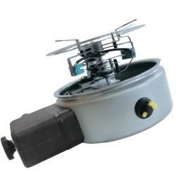 Биметаллический термометр с электроконтактамиТБ-РОС