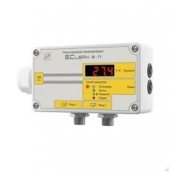 Измеритель-регистратор температуры EClerk-M-K-HP в герметичном корпусе