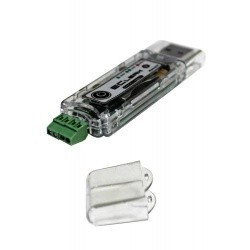 Автономный регистратор напряжения (логгер) EClerk-USB-2mV