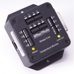 Контроллер мониторинга широкого диапазона температур U16