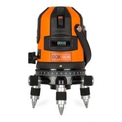 RGK UL-41 — лазерный нивелир